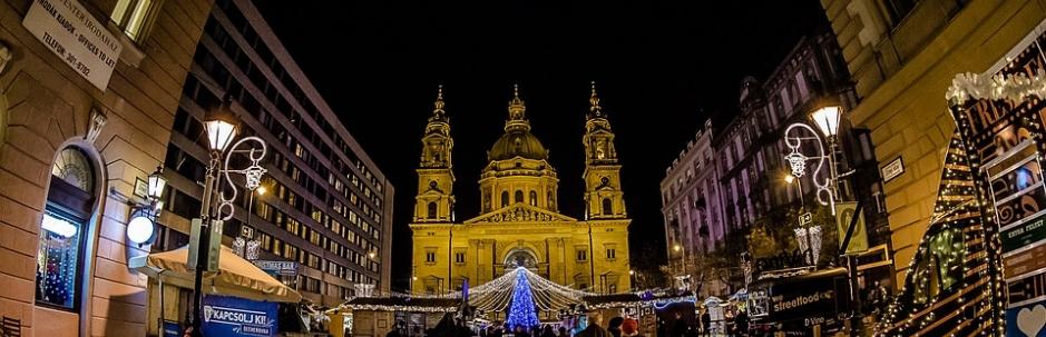 Christmas Market Budapest - 2016