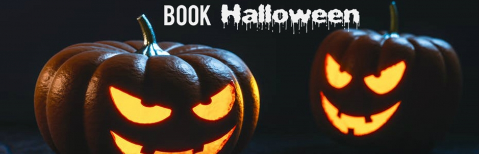 BOOK a room for Halloween Night